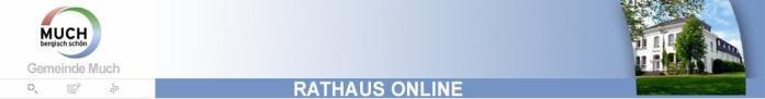 Much - Rathaus Online